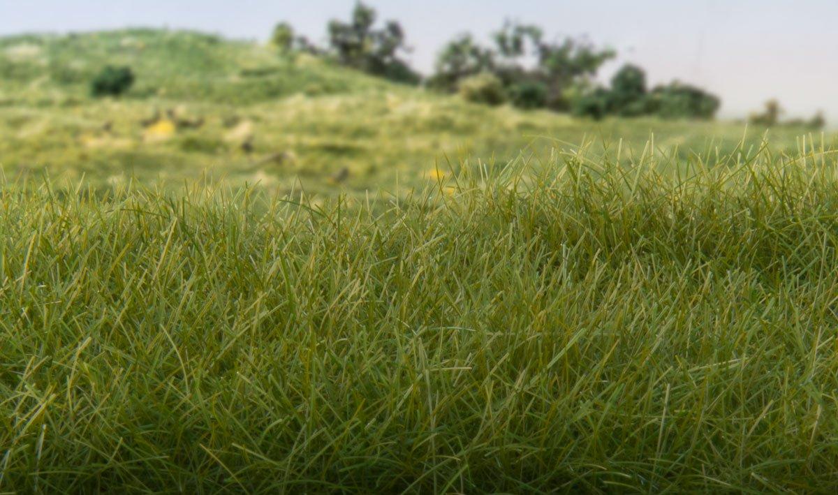 Woodland Scenics FS622 Static Grass 7 mm Medium Green