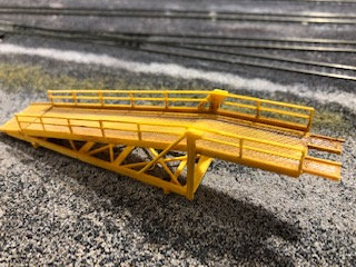 Lombard Hobbies Exclusive - N Scale Auto Ramp - Assembled