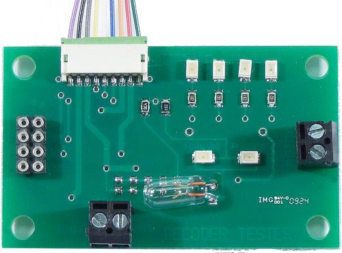 NCE DCC 5240219 DTK - Decoder Test Kit
