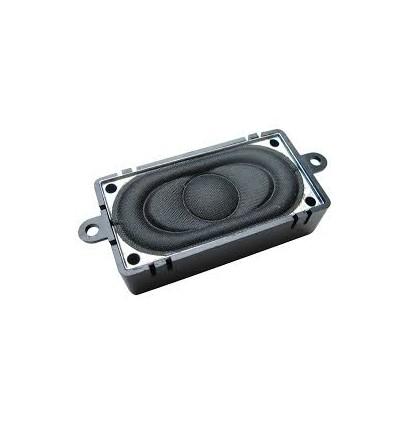 ESU DCC Speaker 50334 20mm x 40mm Square 4 ohm 1 watt with Sound Chamber