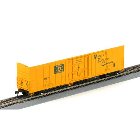 Athearn HO ATH71146 RTR 57' Mechanical Reefer Maine Central MEC #2