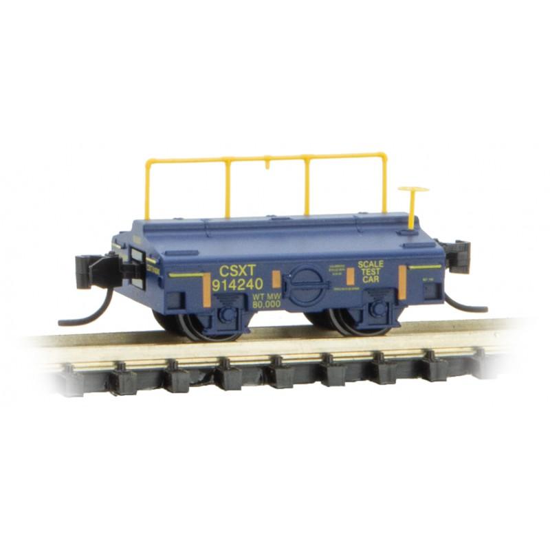 Micro Trains 121 00 110 Scale Test Car CSX CSXT #914240