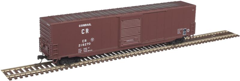 Atlas Master N 50004959 60' ACF Auto Parts Single Door Box Car Conrail CR #216270