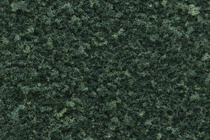 Woodland Scenics T65 Coarse Turf - Bag - Dark Green