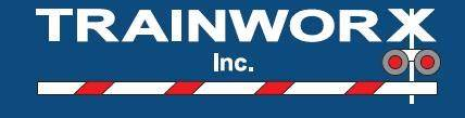 Trainworx HO 80258-02 40' Corrugated Reefer Trailer Alpha Beta 'Best For Less' ABZ #500016