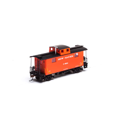 Athearn HO RND76837 Eastern Caboose New Haven NH #C-503