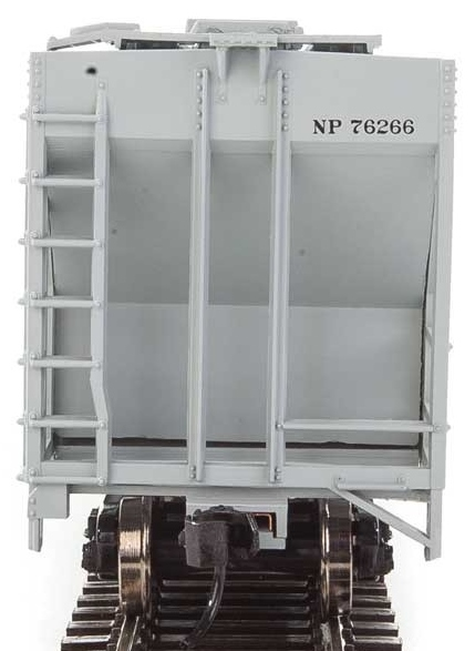 Walthers Mainline HO 910-7471 50' Pullman-Standard PS-2 CD 4427 3-Bay Covered Hopper Northern Pacific NP #76266