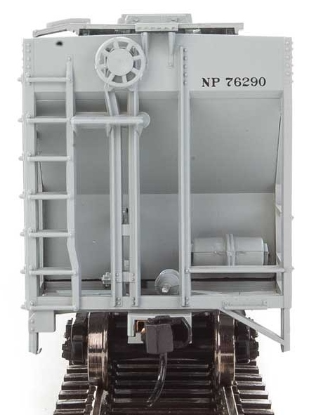 Walthers Mainline HO 910-7474 50' Pullman-Standard PS-2 CD 4427 3-Bay Covered Hopper Northern Pacific NP #76290