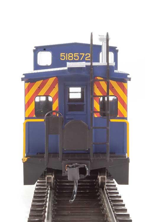 Walthers Mainline HO 910-8758 International Wide-Vision Caboose Norfolk & Western N&W #518572