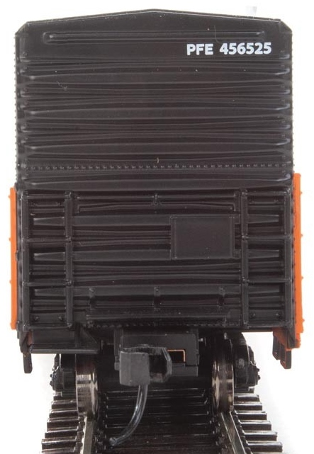 WalthersMainline HO 910-3934 57' Mechanical Reefer Pacific Fruit Express PFE #456525