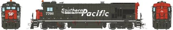 Rapido Trains Inc HO 18568 GE B36-7 with DCC/ESU LokSound Southern Pacific 'Speed Lettering' SP #7766