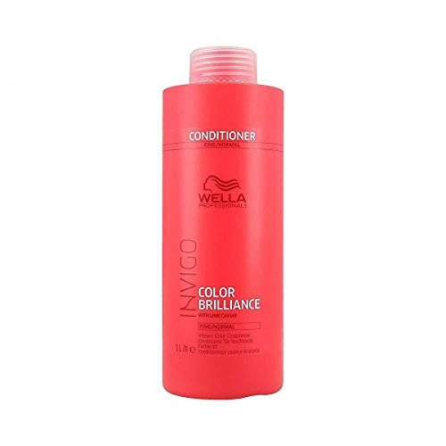 BRILLIANCE COLOR PROTECTION CONDITIONER LITER FOR FINE HAIR