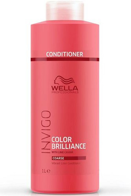BRILLIANCE COLOR PROTECTION CONDITIONER LITER FOR THICK HAIR