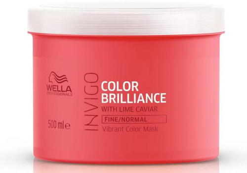 BRILLIANCE COLOR PROTECTION LARGE MASK FOR FINE HAIR