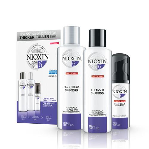 NIOXIN 3-PART SYSTEM KIT #6