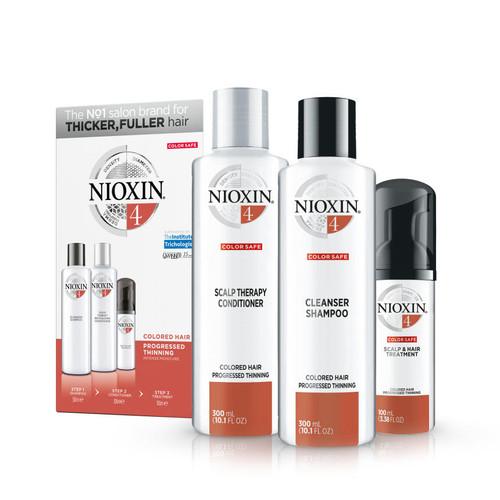 NIOXIN 3-PART SYSTEM KIT #4
