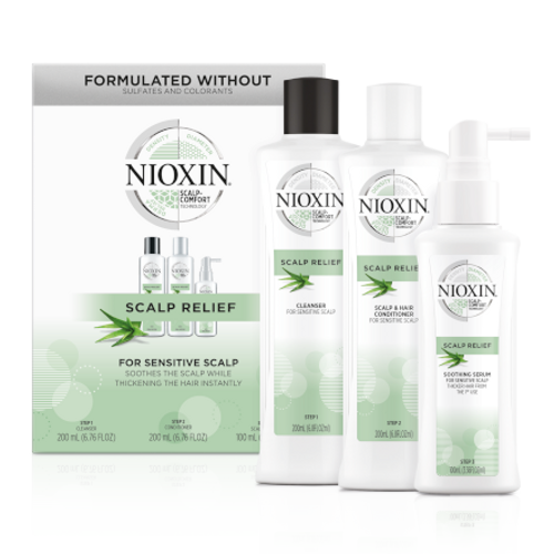 NIOXIN SCALP RELIEF SYSTEM