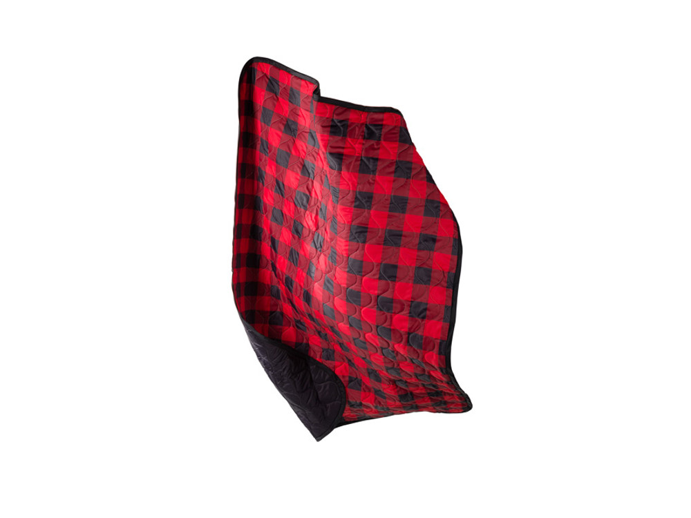Woobie USA Décor - Buffalo Plaid Blanket Throw
