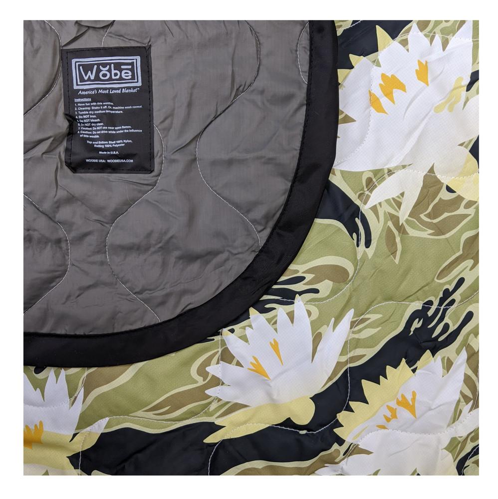 Woobie USA Tribe Throw Blanket - Aloha Now SET of 2 - Bawidamann Art