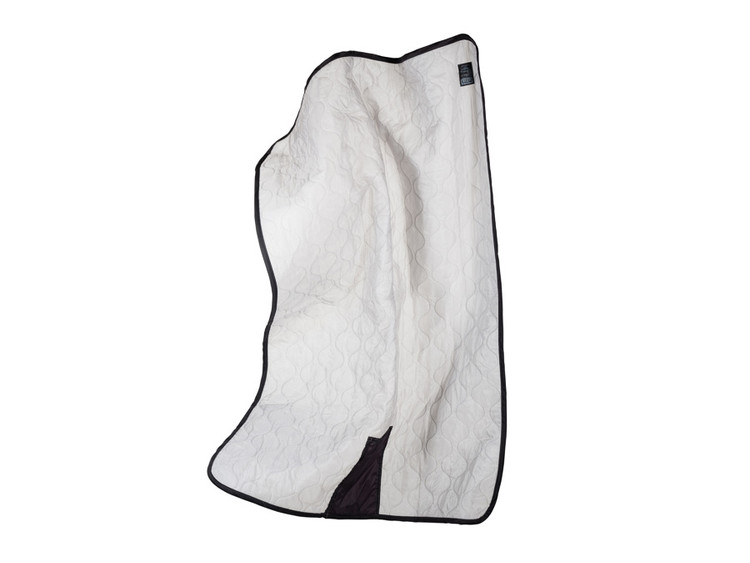 Woobie USA Active - Gray Throw Blanket