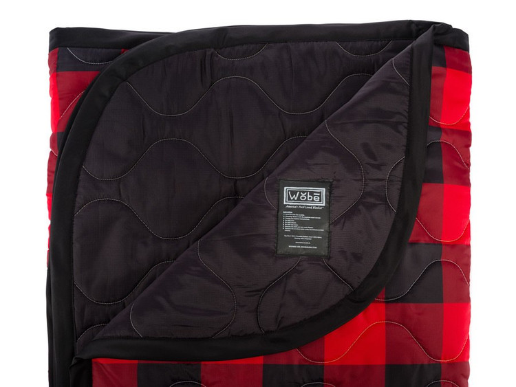 Woobie USA Décor - Buffalo Plaid Throw Blanket