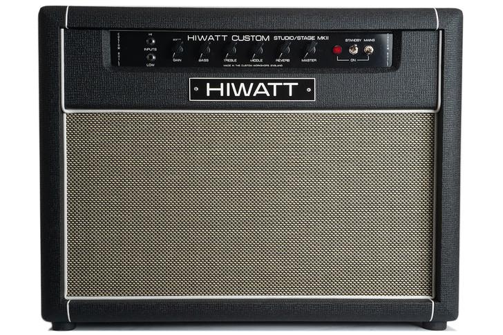 Hiwatt Custom SS212 Studio / Stage MKII 40/20W Combo