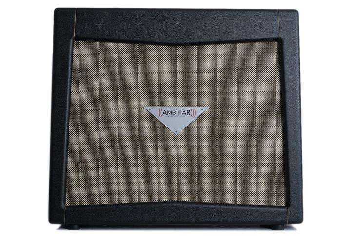 Ambikab 2x12/2x10 Wet/Dry Powered Cabinet w/ Celestion Redbacks
