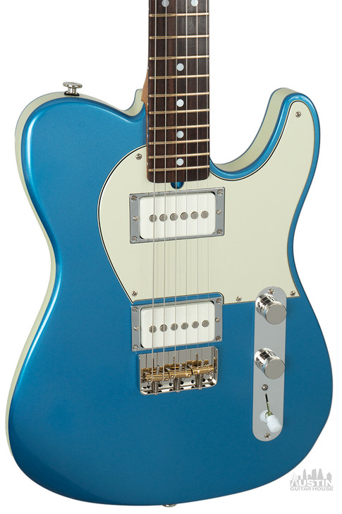 CP Thornton Classic II Hot Rod Series Lake Placid Blue / Mint Green #581