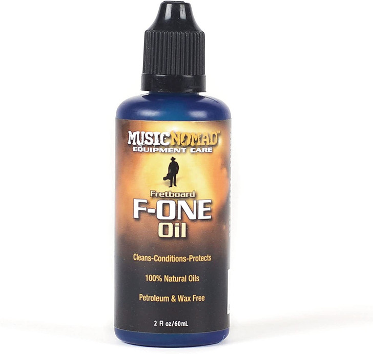 Music Nomad F-ONE Oil Fretboard Cleaner