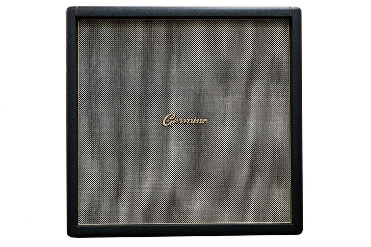 Germino Straight Front 4x12 w/ 2 Rola Celestion G12H-30's & 2 G12-65's (used)