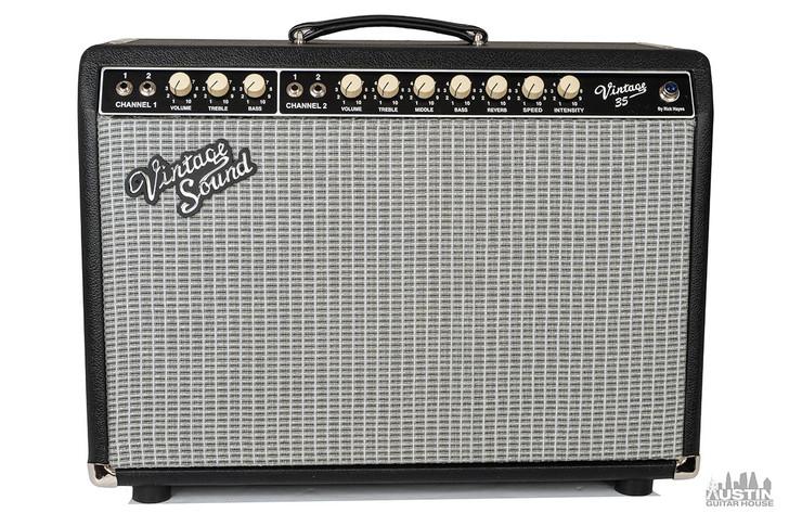 Vintage Sound Amps Vintage 35 1x12 Combo
