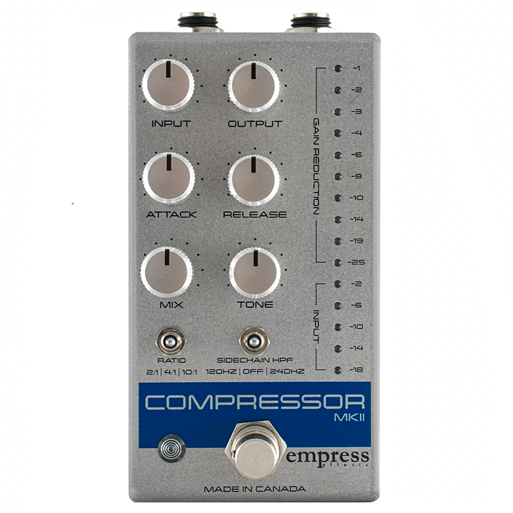 Empress Compressor MKII Silver