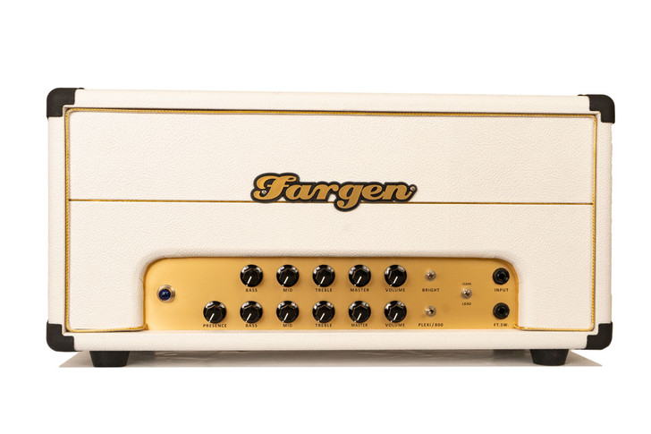 Fargen Dual British Classic DBC-25 Custom Shop (used)