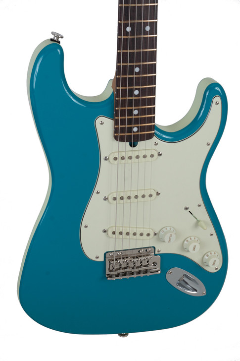CP Thornton HTL2 Hot Rod Series Twilight Turquoise / Mint Green