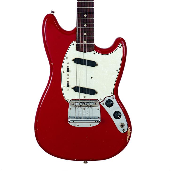 1965 Fender Mustang Dakota Red (used)