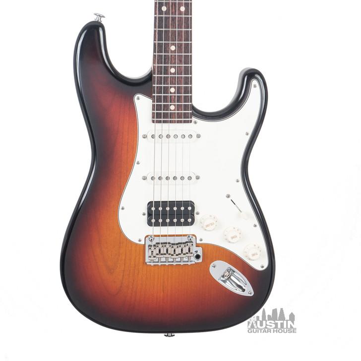 Suhr Classic S Antique HSS 3-Tone Burst
