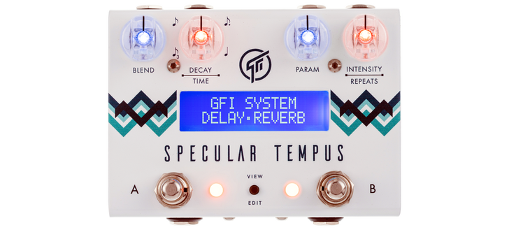 GFI System Specular Tempus Delay and Reverb