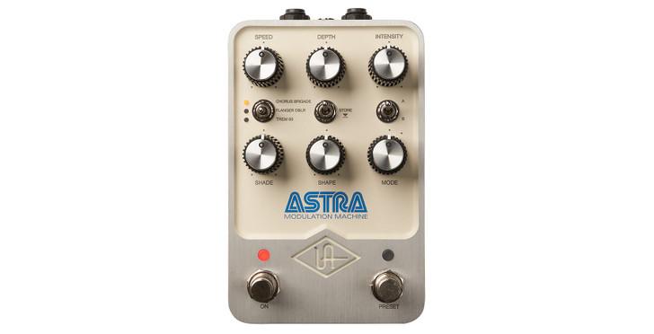 UAFX Astra Modulation Machine
