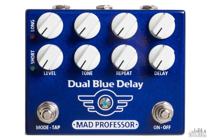 Mad Professor Dual Blue Delay (used)