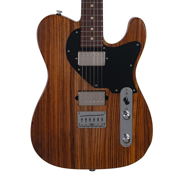 Suhr Custom Classic  T Zebrawood (used)