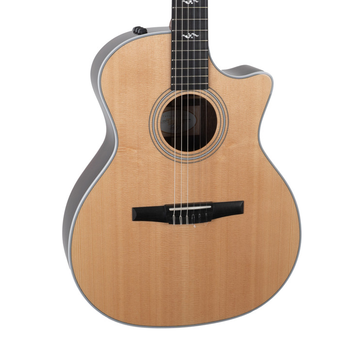 Taylor 414ce-NR Nylon String w/Rosewood B&S (used)