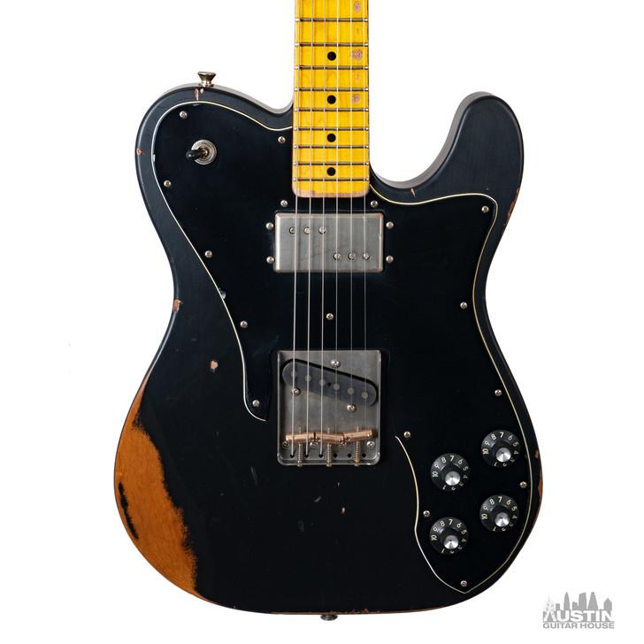 NASH TC72  Custom Black