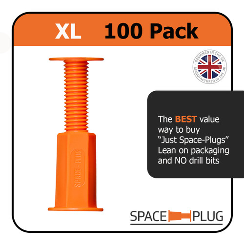 Space-Plug XL 100 Trade Pack