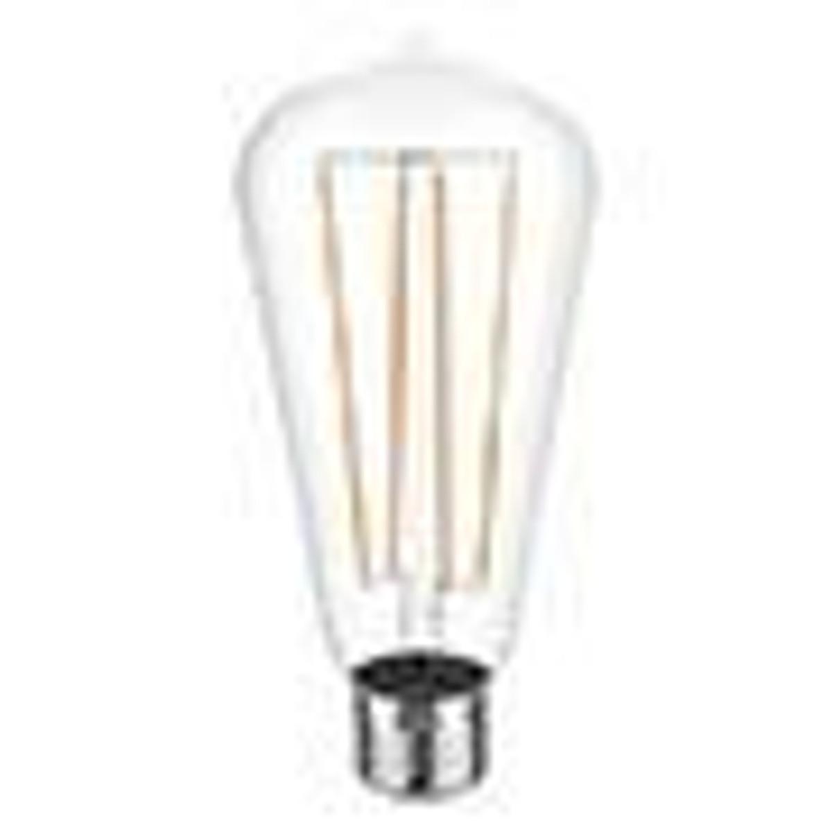 ST64 Filament LED Bulbs