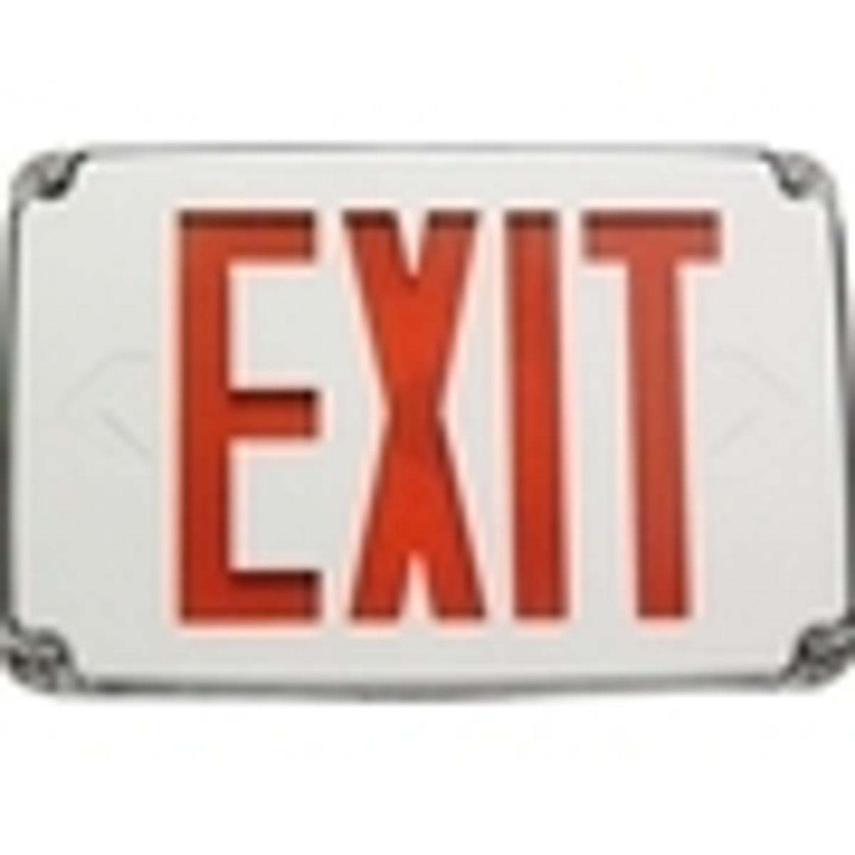 Cold/Wet Location Exit Signs