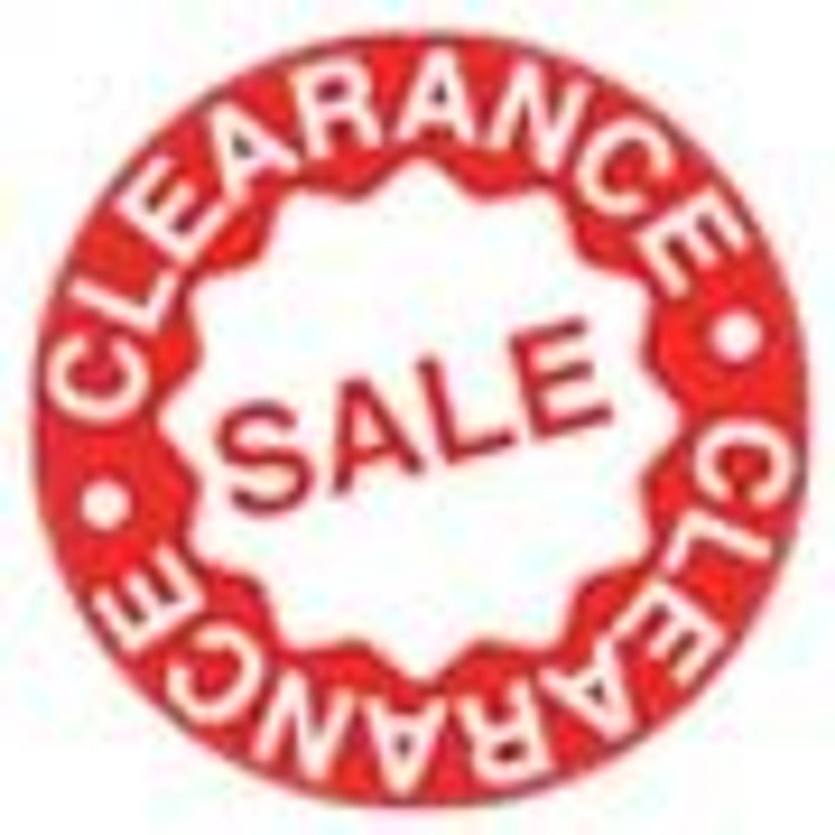 LumeGen Clearance Product