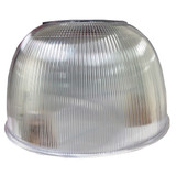 """Low Bay Light 12"""" Prismatic Reflector 71503 by Morris"""