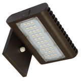 LED Area Light - 50 Watt - Wall Mount - 4725 Lumens - Morris