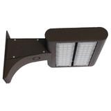LED Area Light - 80 Watt - Wall Mount  - 9064 Lumens - Morris