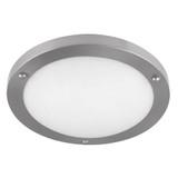 "LED 16W 12"" Indoor Ceiling Light - Brushed Nickel - Euri"